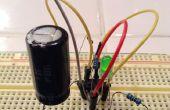 Cómo hacer un 555 temporizador chip circuito