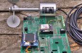 Configuración de un anemómetro de A100LK en un Arduino