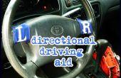 Izquierda, derecha - ayuda de conducción direccional (divertido regalo útil)