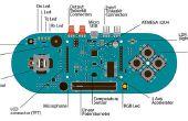 Trazar la temperatura con Arduino Esplora y MakerPlot
