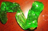 BRICOLAJE - cómo hacer baba verde