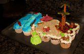 Cupcakes del paraíso!