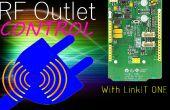 Controlar sus salidas RF de LinkIt uno