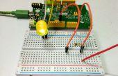 LinkIt uno - analizador de campo electromagnético