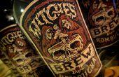 Witches' Brew negro regaliz Kombucha