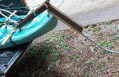Sentarse en el Kayak Pedal sistema