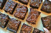 Brownies libre de Gluten con