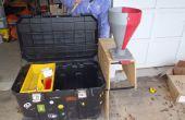 Pod de paintball cargador rápido herramienta caja accesorio.