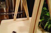La plataforma de cámara versátil madera contrachapada