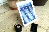 ¿DIY USB Cargador Solar portátil ($20-4 puertos)