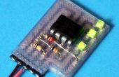 Impresión 3D: 3D imprimir una tarjeta de circuitos sin soldadura