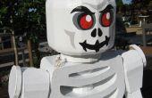Esqueleto de Lego mega