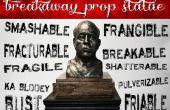 Hacer una estatua de Breakaway apoyo para el cine o el teatro