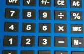 Cómo Mod A Calculator