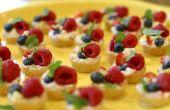 ¿Tarta de queso Tartas de fruta