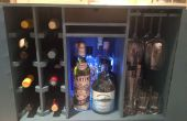 Mesa mini-bar