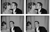 Portátil DIY Wedding Photo Booth