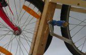Proyecto fallido: Bicicleta remolque infantil