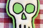 Cráneo de memoria USB