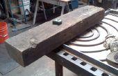 Yunque Stand - Pt.1 - abastecimiento de materiales y construcción