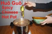 Simple Sichuan Huo Guo (picante Hot Pot)