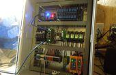 Hidropónica, automatización, redes, clima controlado invernadero proyecto actualización (22 de julio de 2012)