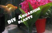 Falsas plantas de acuario