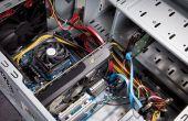 Guía de selección de la parte para la construcción de un nuevo ordenador