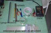 Cómo hacer plana condensador de alto voltaje de tesla mini