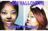 Maquillaje de Halloween de León | GRWM