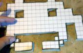 Hacer un Portarrollos de Space Invaders