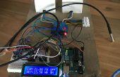 Basados en Arduino termostato de fermentador de cerveza