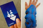 Cómo hacer una tarjeta Clipper en un Clipper-Critter