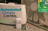 Control de clima automatizado