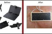 Como hacer un teclado funcional de uno «roto»