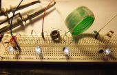 Circuitos de Joule Thief LED
