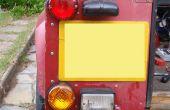 Actualizar las luces exteriores en un defensor de Land Rover a NAS. (Parte 3 de 3)