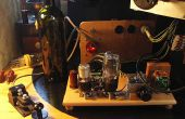 Glowbugs - Homebrew tubo Amateur Radio transmisores y receptores