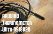 Termómetro de Arduino DIY con DS18B20