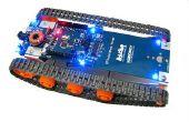 Rover DFRobotShop w/Xbee y Joystick