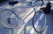 Remodelación y modernización de una vieja bicicleta