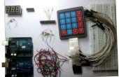 Calculadora de resistencia utilizando leds RGB
