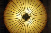 Colgante Umbrella luz