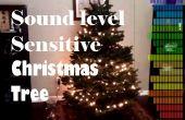 Ambiente sano nivel sensible árbol de Navidad