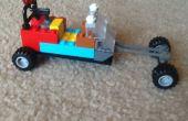 Cochecito de Lego armada