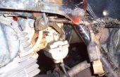 Cómo limpiar un carburador de dirtbike/4 wheeler y menor contaminación