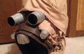 Máscara de Tusken Raider de STAR WARS