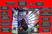 Cómo para convertir un viejo teléfono celular (NOKIA 6600) en un SUPERGADGET-MICROORDENADOR