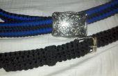 Cobra doble nudo Paracord cinta