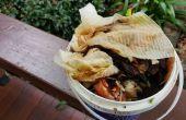 Cómo convertir desechos de cocina en comida fresca con vermiponics